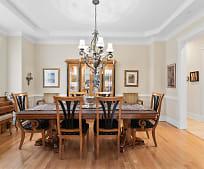 Dining Room, 6208 Hollins Dr