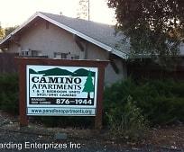 Community Signage, 5941 Camino Ln