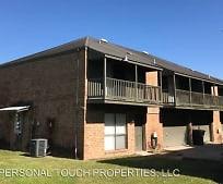 Building, 8024 Bayou Fountain Ave