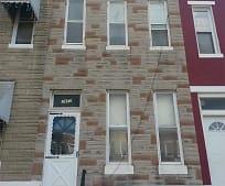 Building, 1953 W Lexington St