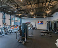 Fitness Weight Room, 900 S Ashland Ave