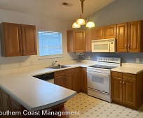 Kitchen, 402 Chesterfield Ct