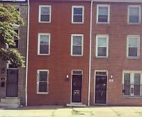 Building, 1403 E Eager St