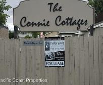 Community Signage, 2426 Connie Dr