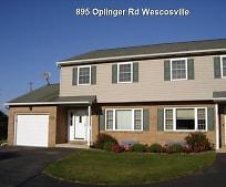 Building, 895A Oplinger Rd