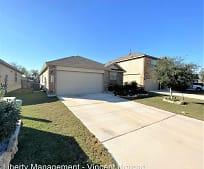 9010 Blanco Park, Heritage Middle School, San Antonio, TX