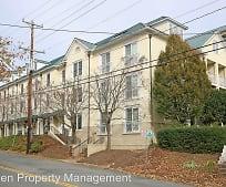 Building, 1001 E Market St