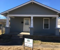 811 S Harrison Ave, Cushing, OK