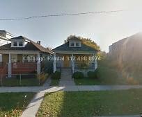 Community Signage, 10743 S Prairie Ave