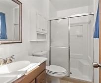 Bathroom, 407 Shield Rd