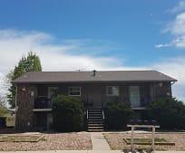 Building, 1163 Cree Dr