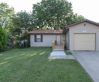 1321 N Frisco Ave, Midtown, Springfield, MO
