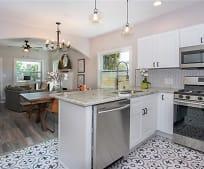 Kitchen, 106 W Haya St