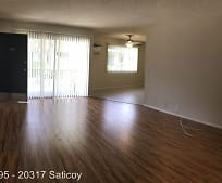 Living Room, 20317 Saticoy St