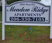 Community Signage, 4203 W Ely Rd