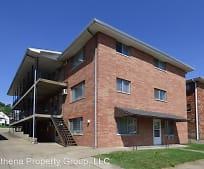 Building, 327 N Frederick St