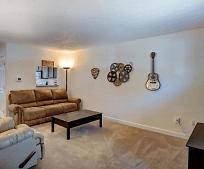 Living Room, 1237 Weybridge Rd
