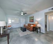 Living Room, 31 W 2nd St