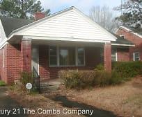 Building, 500 N Mercer St