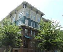 Building, 1101 W 1st St