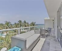 Patio / Deck, 3951 S Ocean Dr