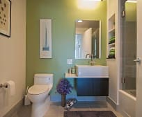 Bathroom, 4501 Snell Ave