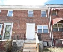 1112 N Augusta Ave, Edmondson Village, Baltimore, MD