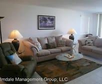 Living Room, 4600 Florida A1A