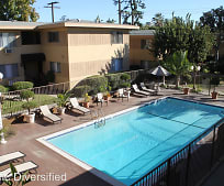 Pool, 633 N Vine Ave
