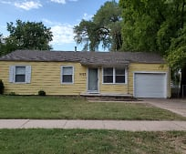 1027 Luther E, South City, Wichita, KS