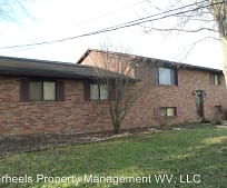 Building, 206 E 4th St