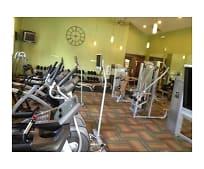 Fitness Weight Room, 980 Millbrae Ct