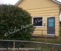 Community Signage, 1121 S Wyoming St