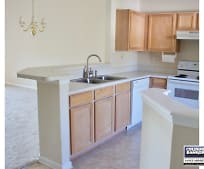 Kitchen, 1723 Cross Pines Dr