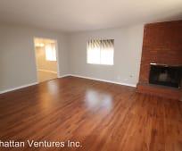 Living Room, 5853 Greenleaf Ave