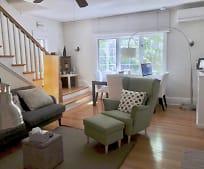 Living Room, 16 Roosevelt Ave