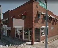 Building, 543 Camden Rd