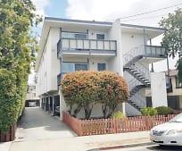 Building, 1120 Arguello St