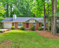 6326 Round Hill Rd, Stonehaven, Charlotte, NC