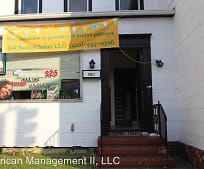 Community Signage, 6901 Belair Rd