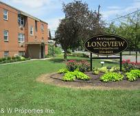 Community Signage, 1728 E Long St