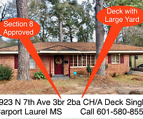 2923 N 7th Ave, Mason Elementary School, Laurel, MS