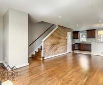 Living Room, 408 Oglethorpe St NE