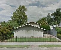 Building, 350 N San Pablo Ave