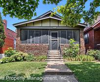 Building, 5449 Nottingham Ave