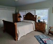 Bedroom, 215 W Cass St