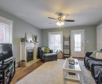 Living Room, 2539 Cherry St