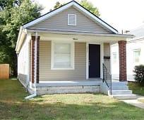 Building, 1312 Lillian Ave