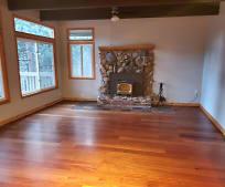 Living Room, 4321 Pine Forest Dr