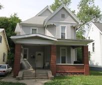 742 E Chandler Ave, Lincoln Avenue, Evansville, IN